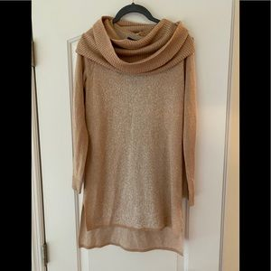 APT 9 - Removable Cowl Neck Sweater